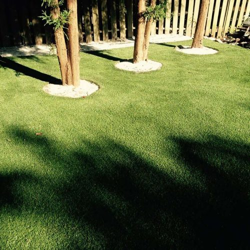 Artificial grass for your residential location.