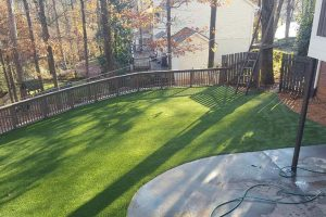 SYNTHETIC TURF INSTALLATION GEORGIA 8