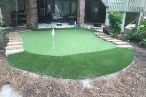 SYNTHETIC TURF INSTALLATION GEORGIA 9